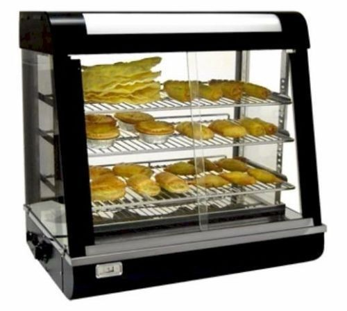 Hot food display 220v 5hz new condition 3 month use