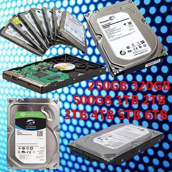 BRAND NEW HARD DRIVE 250GB / 8TB