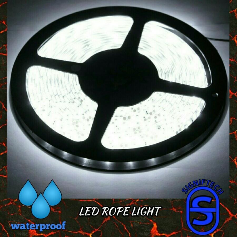 LED FLEXIBLE  LIGHT STRIP WATERPROOF HIGH QUALITY :WHITE