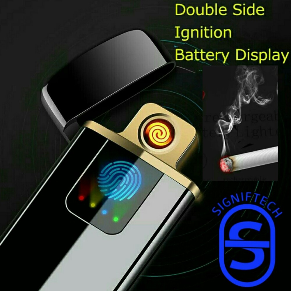 Lighter For Smoking Ciga Electronic Cigarettes Lighter Touch-senstive Switch ( NO GAS )
