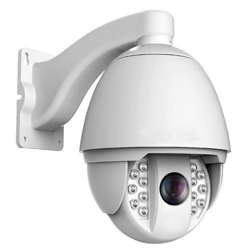 Moving cctv camera for long polls & walls installing