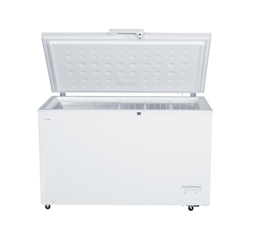 Chest Freezer  New 371- litres Manual defrost White